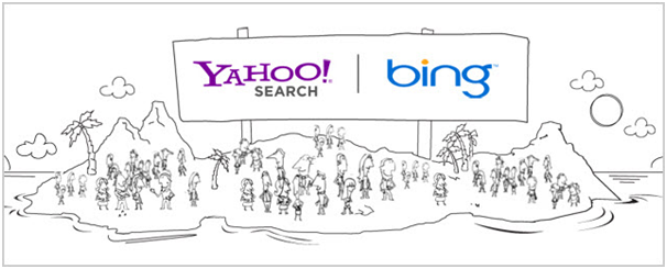 Yahoo & Microsoft Search Alliance