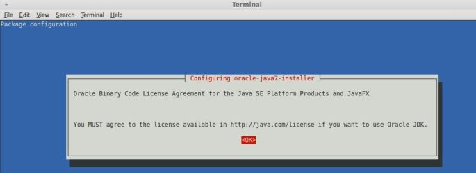 java 7 installer ubuntu