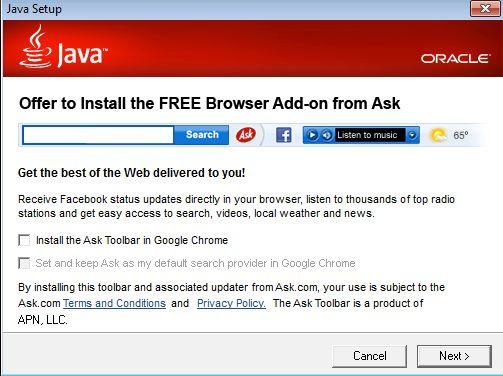 just click install!