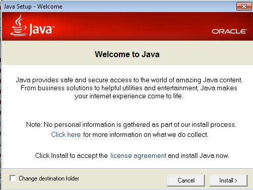 java 7 windows install