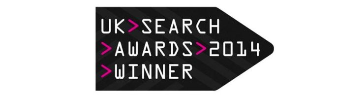 search awards winner 2014