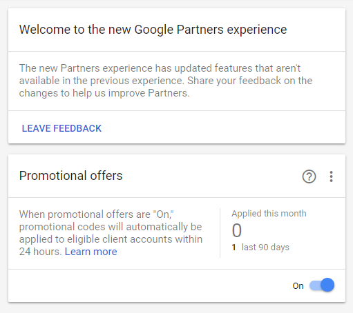 The New AdWords Experience- The good, the bad and the where has that