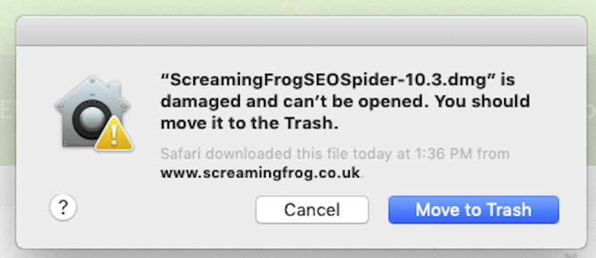 SEO Spider General | Screaming Frog