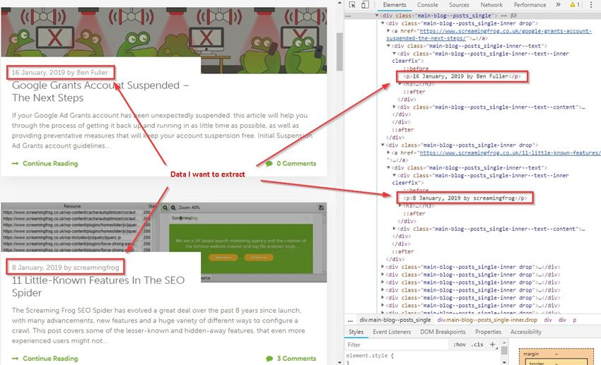 SEO Spider Companion Tools, Aka 'The Magnificent Seven' | Screaming Frog