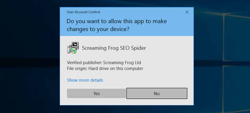 SEO Spider General | Screaming Frog