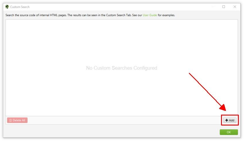 Add Custom Search Filter