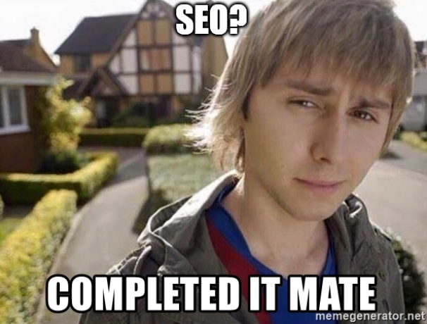 seo completed it mate
